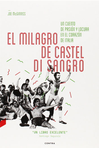El milagro de Castel di Sangro, de Joe McGinniss