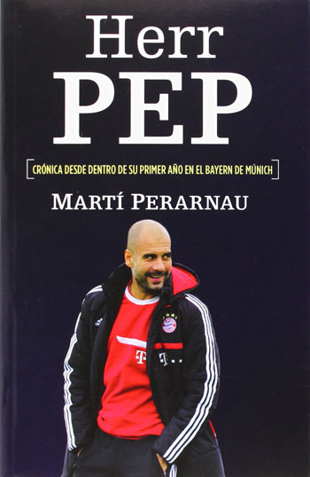 Herr Pep, de Martí Perarnau